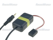 BMW 3 Series E36 E46 Business CD Aux-IN Input Adapter for IPOD/MP3 3.5mm Jack