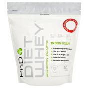 PhD Nutrition Diet Whey Powder, Strawberry Delight Flavour 1kg