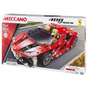 """Meccano 15313590cm Ferrari 488 Spider"""" Building Set"""