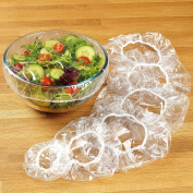 Reusable Food Covers (24) Transparent