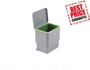 Pull Out Kitchen Waste Bin With Swing Lid SESAMO 1