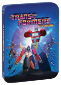 Transformers - The Movie [Region B] [Blu-ray]