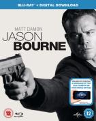 Jason Bourne [Region B] [Blu-ray]