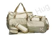 Mummy Hug® Multi-Function Baby Nappy Nappy Bag/Mummy Changing Set Handbag