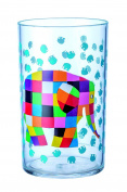 Elmer multicoloured Acrylic Glass