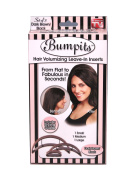 Bumpits 21429 Hair volumizing Leave-in Inserts, Dark Brown/Black
