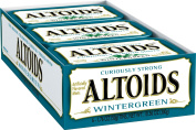 ALTOIDS CURIOUSLY STRONG MINTS, WINTERGREEN, 49.90g TINS