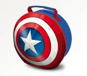 """Spearmark Marvel """"Captain America"""" 3D Lunch Bag"""