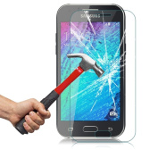 OhMyGosh - for Samsung Galaxy J3 (2016) Explosion Shock Proof Genuine Tempered Glass Film Screen Protector