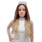 7A 150 Density Ombre Wave Human Hair Lace Front Wigs Brazilian Human Hair Wigs Full Lace Wigs For Black Women