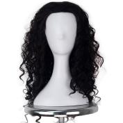 Miss U Hair Short Curly Brown Wig for Men Halloween Cosplay Wig