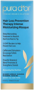 PURA D'OR Hair Loss Prevention Therapy Intense Moisturising Masque, 12 Fluid Ounce