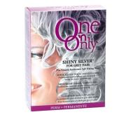 (1) Shiny Silver Perm Kit & (1) Ultra Conditioning Shampoo 90ml