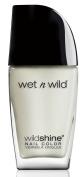 wet n wild Shine Nail Colour, Matte Top Coat, 0.41 Fluid Ounce