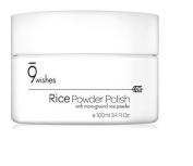 9wishes Rice Powder Polish with micro ground rice powder