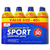 Member's Mark Sport SPF 50 Continuous Spray Sunscreen
