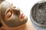 AQUA+ Dead Sea Mud Facial Mask - Made with Dead Sea Mud - Organic Facial Mask Detoxifies, Cleans, Exfoliates, and Moisturises