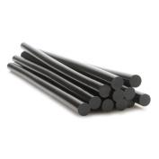 10 Pack Black Arts Craft All Purpose Hot Melt 25cm Long Glue Stick for Glue Guns