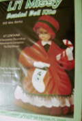 Sulyn Lil Missy Mrs. Santa Beaded Doll Kit #515