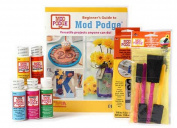 Mod Podge Decoupage Beginners Kit -- Bundle with 11 Items
