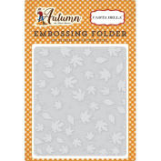 Crisp Autumn Embossing Folder