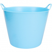 Soakwash Carrie Basin 24 Litres-Blue