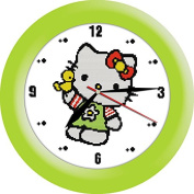 Good Value Cross Stitch Kits Beginners Kids Advanced -KT Cat Dial 11 CT 38cm x 38cm , DIY Handmade Needlework Set Cross-Stitching Accurate Stamped Patterns Embroidery Home Decoration Frameless