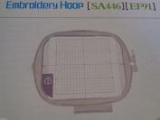 NGOSEW Brother Dream Machine Quattro Innov-ís 6750D 6000D 20cm x 20cm Square Large Hoop # SA446
