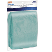 North American Refill Bags for Hygienic Incontinence Nappy Garbage Can Disposal System