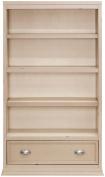 Franklin & Ben Mason Bookcase, Distressed White
