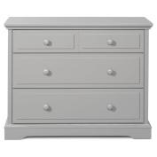 Child Craft Universal 4 Drawer Dresser