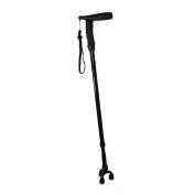 Ore International Adjustable Lightweight Walking Cane, Black, 0.4kg