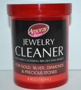 The Liquid Cleaner cleans,Jewellery Cleaner Solution Safely Clean all Jewellery Gold Silver & Diamonds
