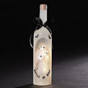 "Roman, Inc. LED ""Bottle of Boos"" Light Up Figurine"