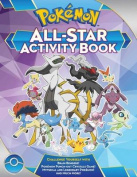 Pokemon All-Star Activity Book