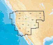 Navionics Plus Regions West Marine and Lake Charts on SD/MSD