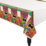 Tropical Tiki Table Cover Big Party Pack