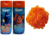 Disney Pixar Finding Dory Bubble Bath and Body Wash Set