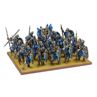 Kings of War Empire of Dust Skeleton Regiment
