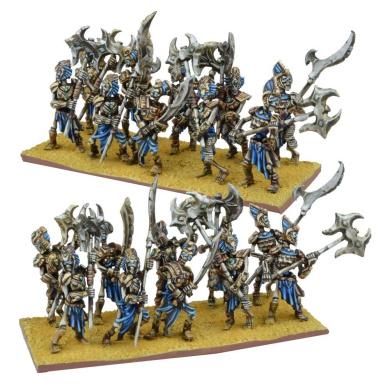 Kings of War Empire of Dust Revenant Regiment