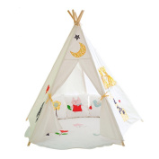 Free Love @ teepee kid play tent children bed tent kids playhouse teepee tent with elephant design