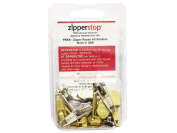 ZipperStop Wholesale - Zipper Repair Kit Solution YKK® #5 Coil Auto Slider with Top and Bottom Stopper Metal Made in USA