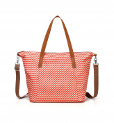 CheekyTummy Baby Nappy Changing Bag - Best Designer Tote Handbag