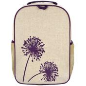 SoYoung Backpack, Purple Dandelion