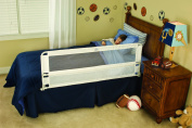 Regalo Hide Away 140cm Extra Long Safety Bed Rail Features Rail that Slides Under Mattress