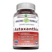 Amazing Formulas Astaxanthin 12 Mg 120 Softgels