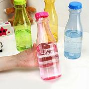 Calli Plastic Portable Leak-proof Sports Unbreakable 550ml Water Bottle