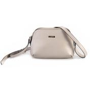ZAPP- 'Thrice' pebbled leather handbag (colour