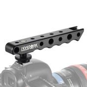 Andoer Sevenoak SK-H01 Handheld Video Stabiliser Handle Camera Hot-shoe Holder Bracket Support for Nikon Canon Sony Camera Monitor Microphone LED Lights