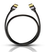Oehlbach Impact Plus Display Port Cable 2 m Black